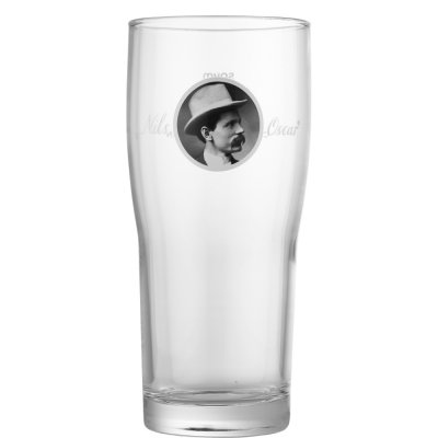 Nils Oscar beer glass 40 cl