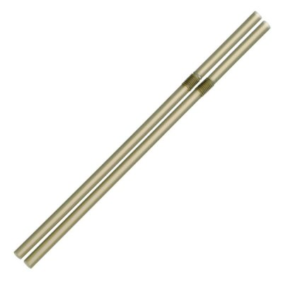 Straws in gold 500-pack