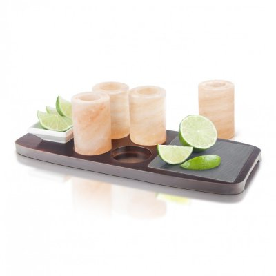 Final Touch Tequila serving set 7 pc