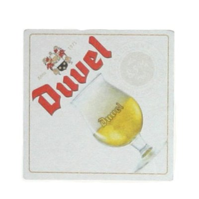 Duvel coasters 6-pack
