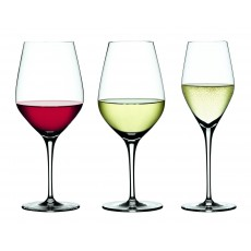 Authentis Vin & champagneglas-set 12-pak