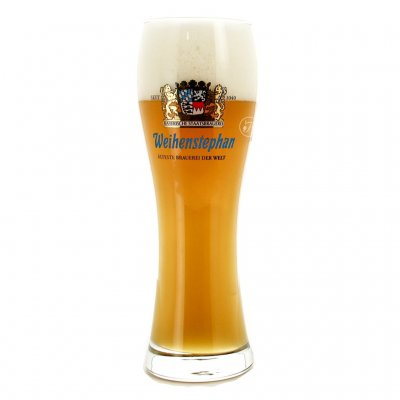 Weihenstephaner beer glass 50 cl
