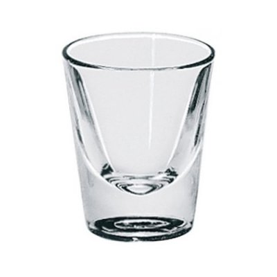 Whiskey shot glass 3 cl